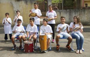 Escola Tibério Justus - Projeto: Um passo de cada vez Mailasque SP foto Jonia Guimaraes